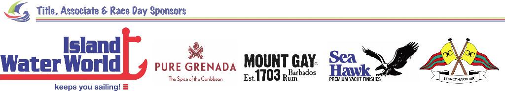 Grenada Sailing Week sponsors