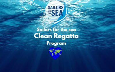 Sailors for the Sea Clean Regatta Program