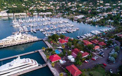 Lay Day at Camper & Nicholsons Port Louis Marina